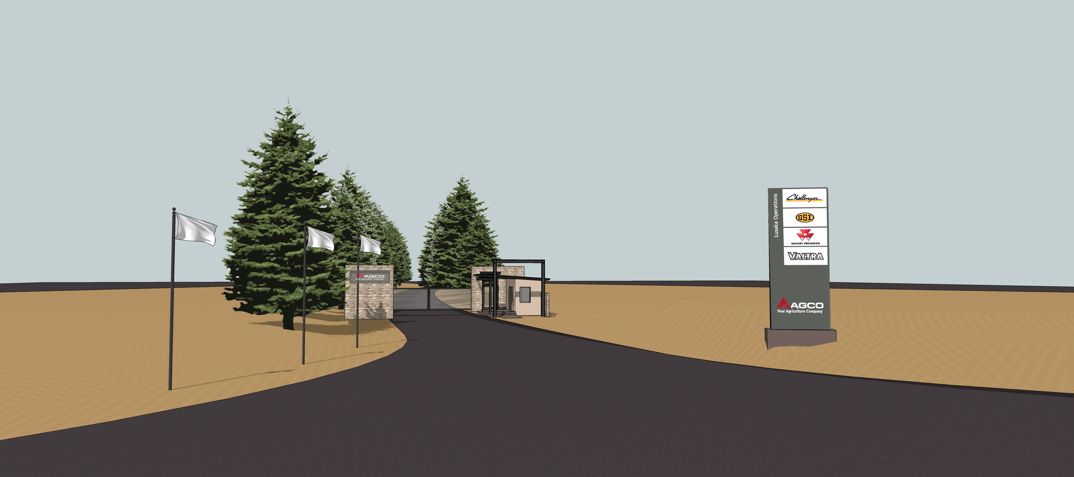 Agricultural Training Centre Zambia (Proposal) 1