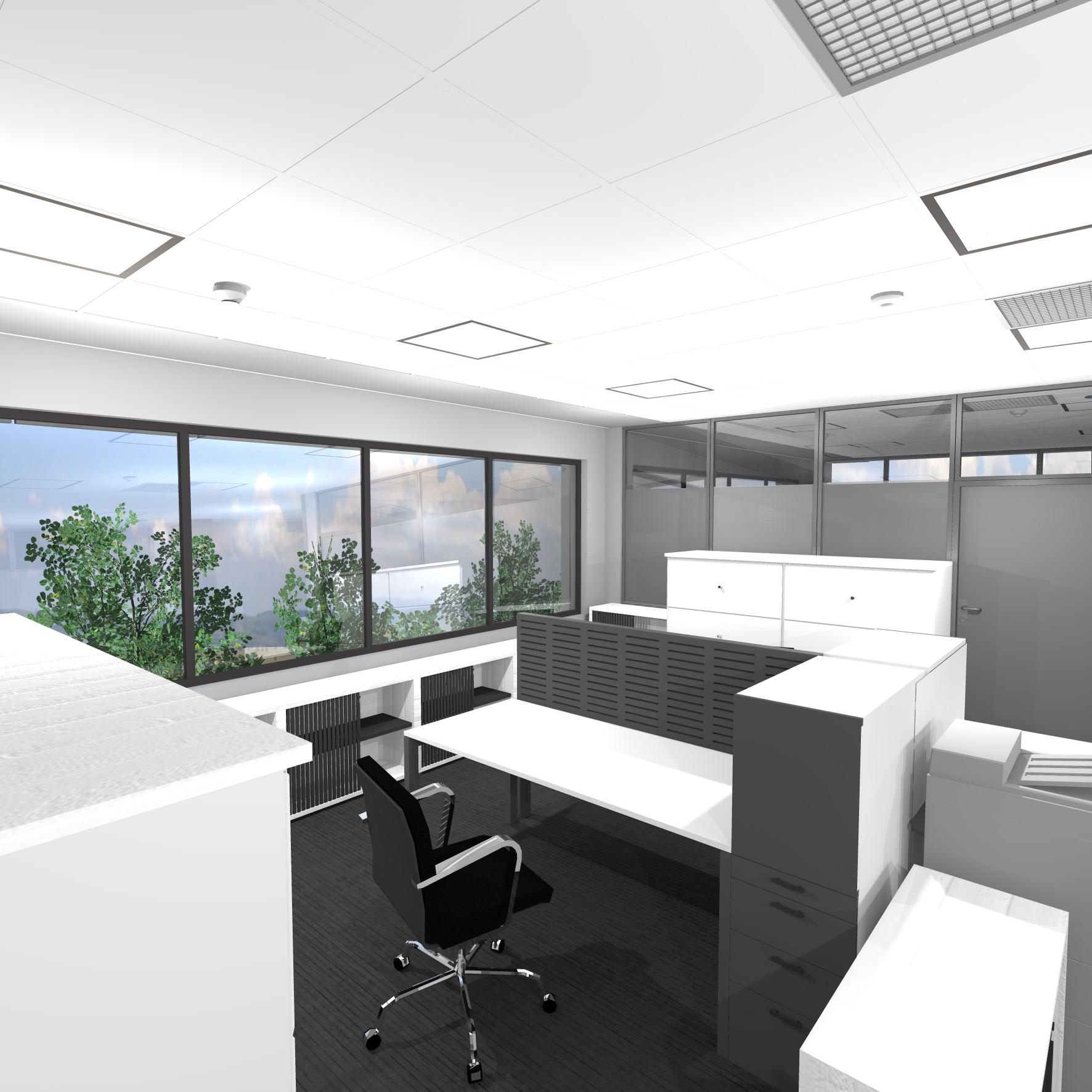 Liebherr Office 12