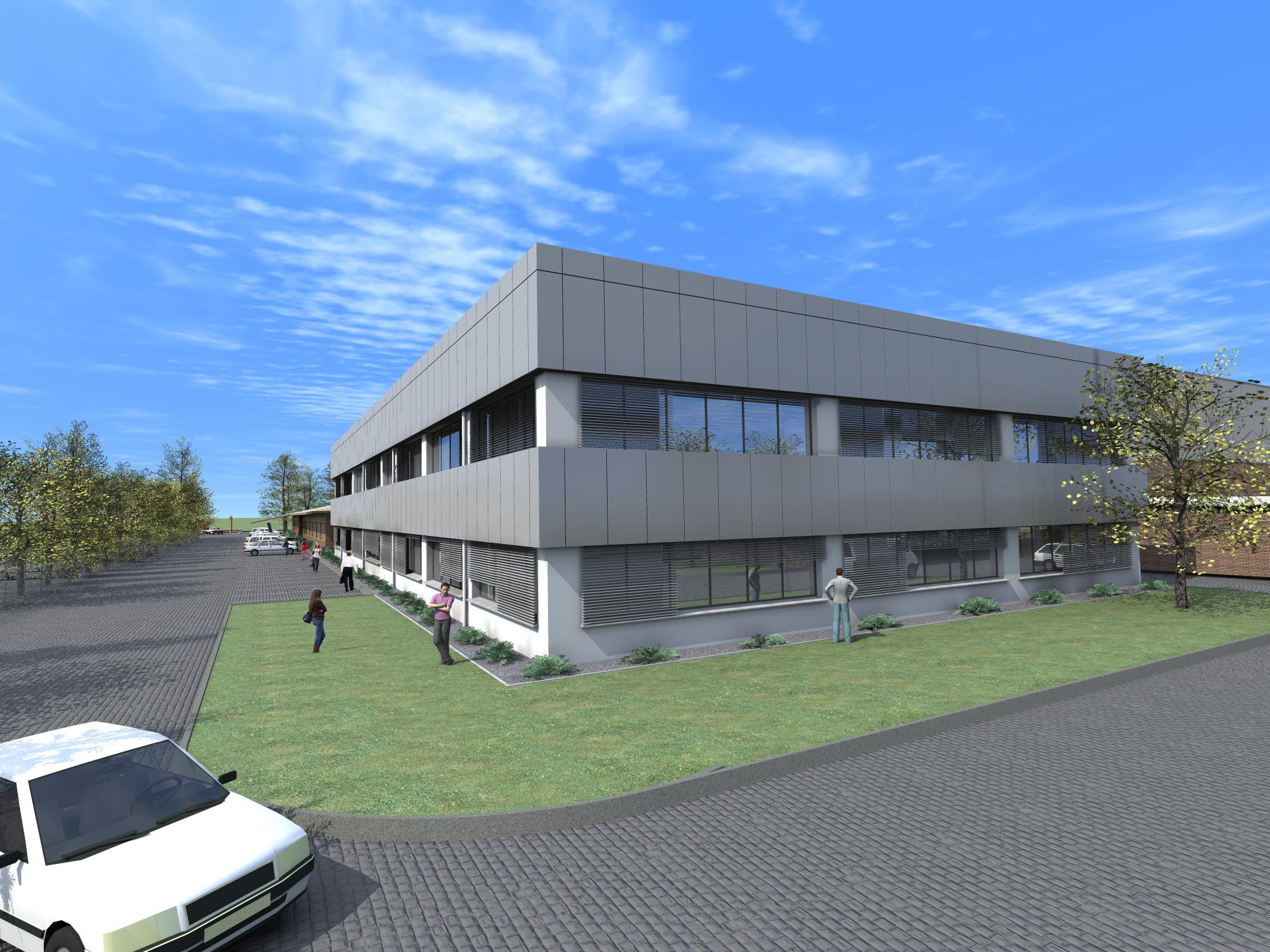 Liebherr Office 2