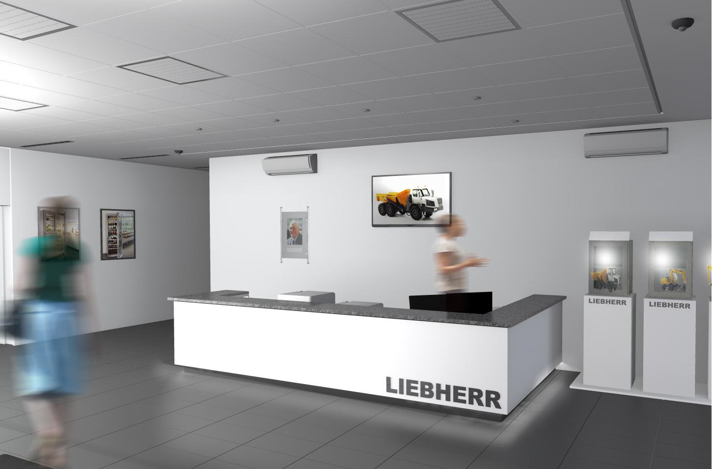 Liebherr Office 16