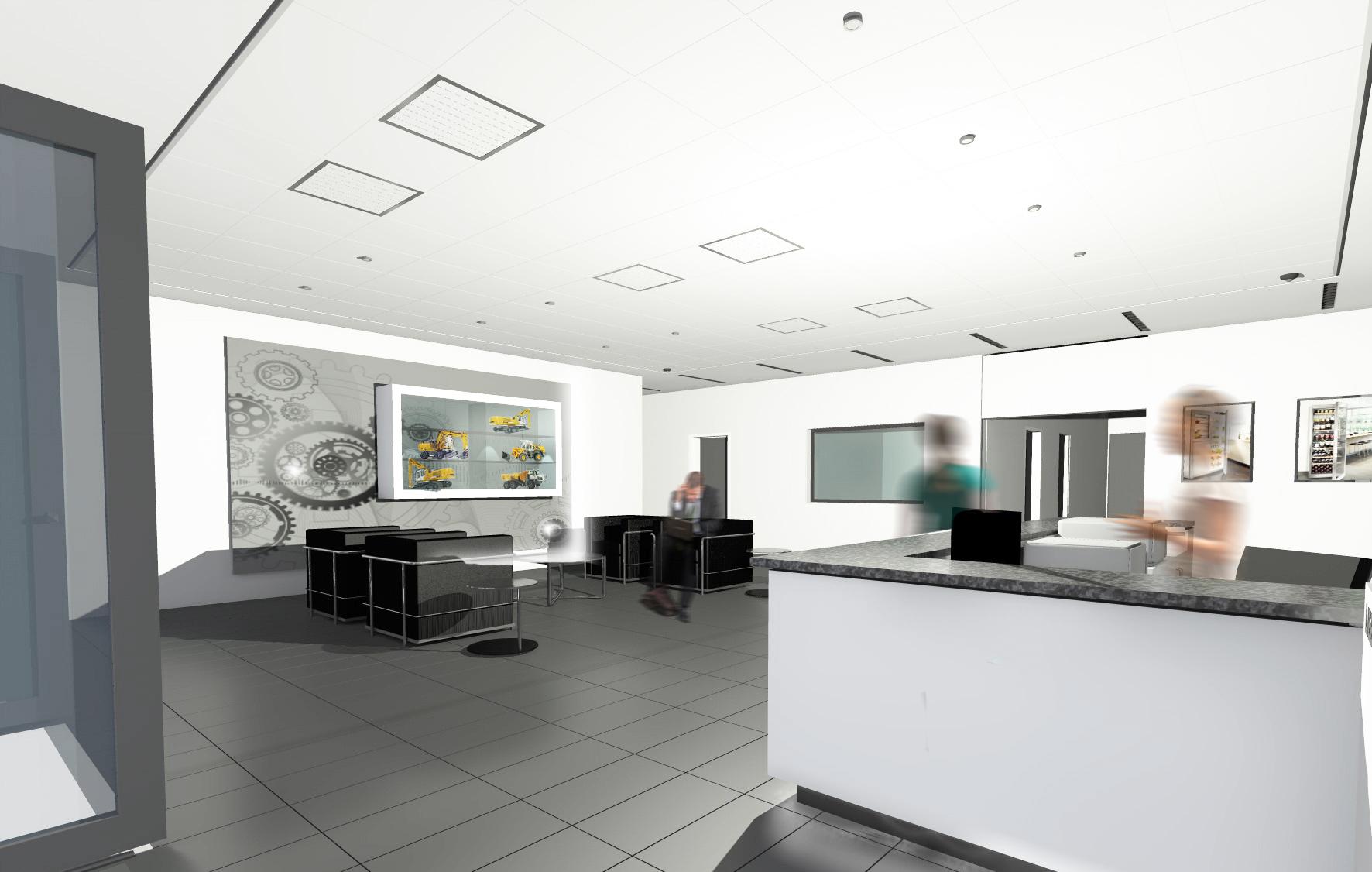 Liebherr Office 17