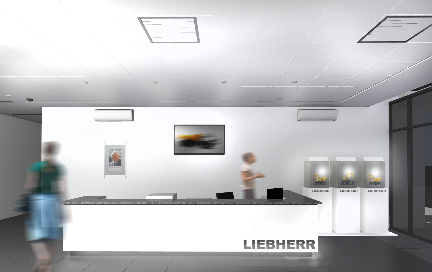 Liebherr Office 18