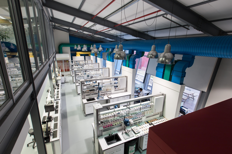 Kansai Plascon NPDC Lab 21