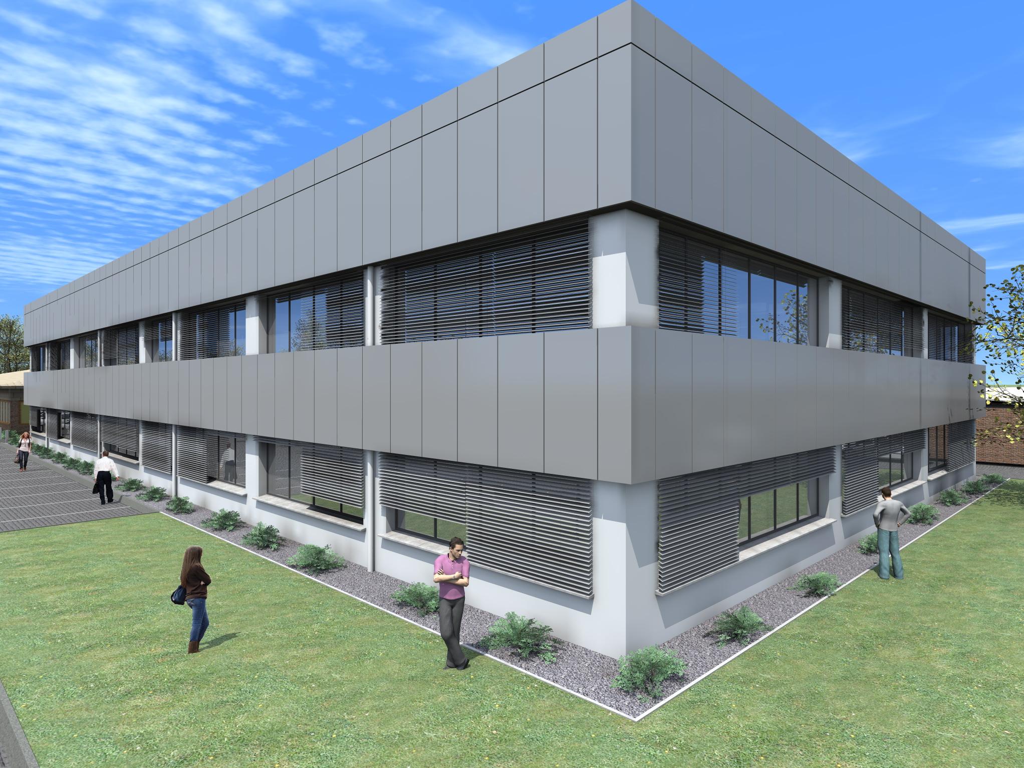 Liebherr Office 6