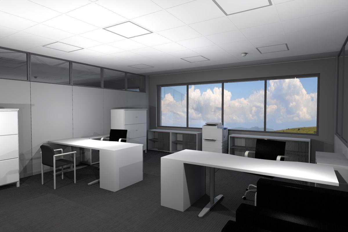 Liebherr Office 8